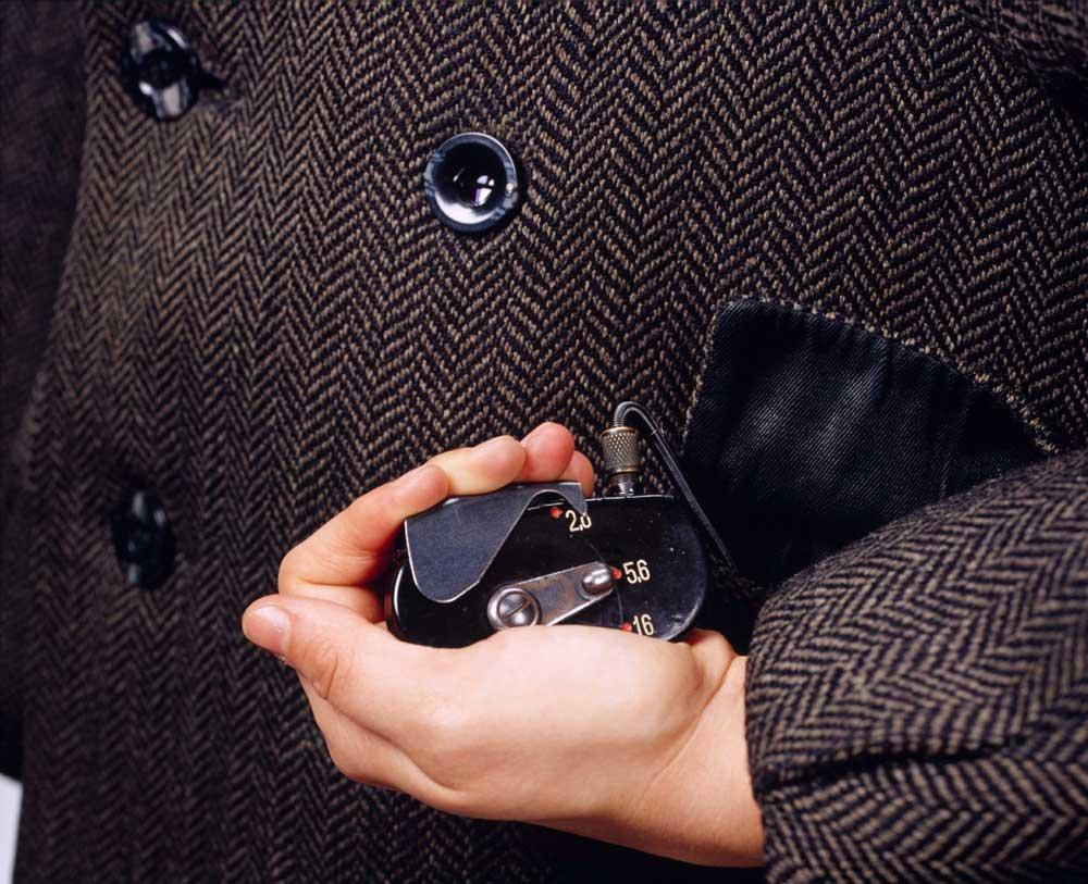 Coat Camera